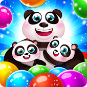 Bubble Shooter 2019 panda