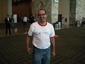 Photo: Dave McClure having a good time