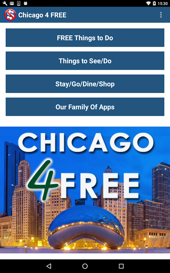 Chicago 4 Free-Things 2 See/Do- screenshot