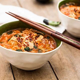 Thai Noodle Bowl.