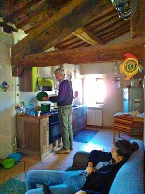 Casa Dolce CasaApettando l'ora di pranzo di cinziach