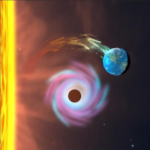 Gravity Ark: Black Hole Runner (game)