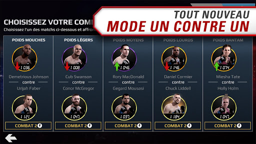 EA SPORTS™ UFC®  captures d'écran 5