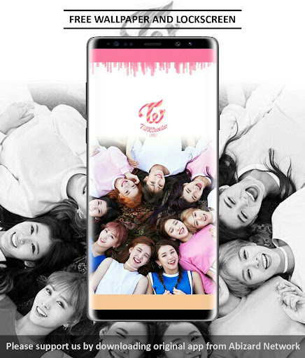 Twice Wallpapers HD  screenshots 2