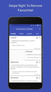 Vocabulary Builder- screenshot thumbnail