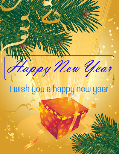 Happy New Year Wishes SMS 1.1 screenshots 6