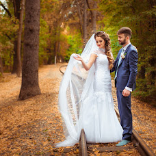 Wedding photographer Tanya Kravchuk (RoStudio). Photo of 07.09.2015