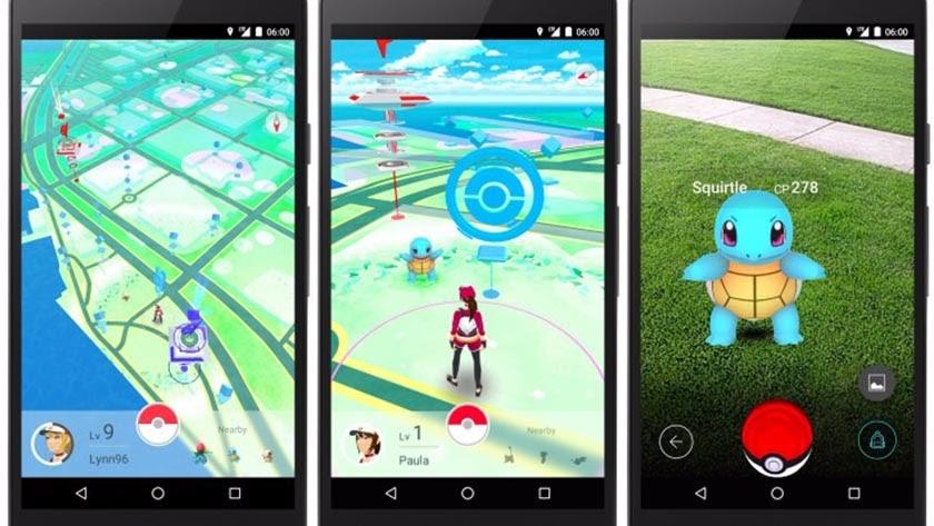 Pokemon Go sẽ ra mắt vào tháng 7, thiết bị đeo tìm Pokemon giá 35$