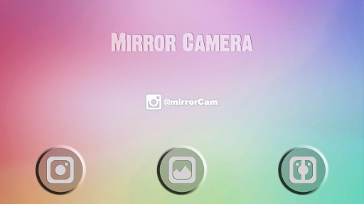 Mirror Camera screenshot 1