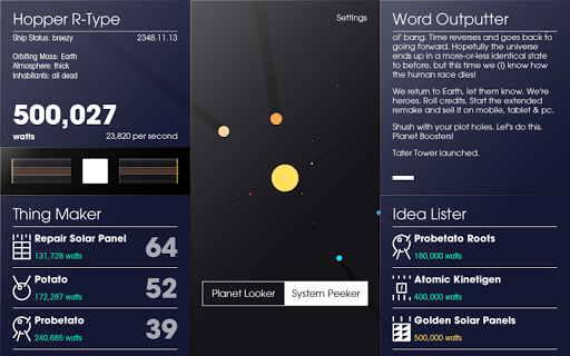 SPACEPLAN - screenshot