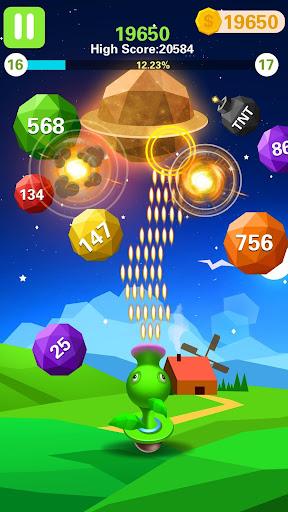Rock Blast - Fire Ball  screenshots 5