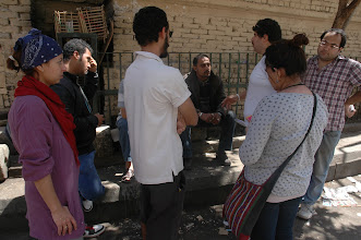 Photo: HarassMap outreach day in Egypt