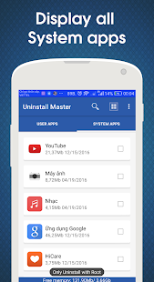 Uninstall App Screenshot