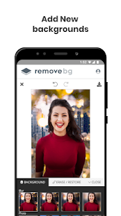 remove.bg – Remove Backgrounds 100% Automatically apk download 4