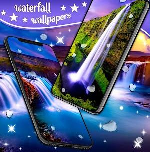 Waterfall Live Wallpaper 💧 Water 4K Wallpapers 2