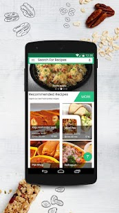 5000+ Marathi Recipes Free - náhled