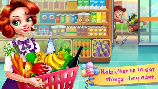 Supermarket Manager Screenshot