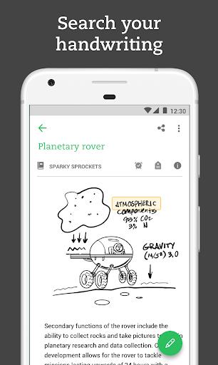 Evernote – Organizer, Planner, Notebook screenshot 6