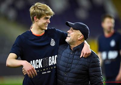 """Er moet Bart Verhaeghe iets van het hart na nieuwe titel: """"Daar moeten we vanaf, het is niet fair"""" en """"Moeilijker voor ons dan voor Bayern op die manier"""""""