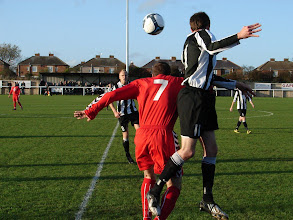 Photo: 31/10/09 v Shildon (NL1) 2-1 - contributed by Andy Gallon/Emma Jones
