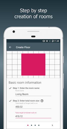 Floor Calculator: Plan & install flooring 1.1 screenshots 6