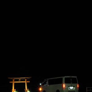 ハイエースバン TRH200V のカスタム事例画像 tさんの2020年10月22日22:53の投稿