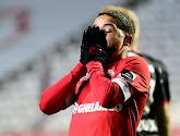En manque de temps de jeu, Manuel Benson pourrait quitter l'Antwerp cet hiver