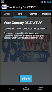 Your Country 95.5 WTVY- screenshot thumbnail