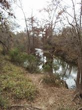 Photo: Medina River Natural Area - Camino Trail- Lat. 29.26, Long. -98.58