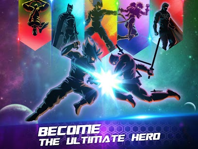 Shadow Battle Warriors Mod Apk (Unlimited Gold + Diamonds) 6