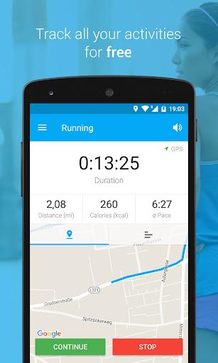Run Walk GPS Calories Burner