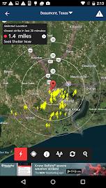 WeatherBug Screenshot 3