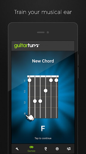 Guitar Tuner Free - GuitarTuna screenshot