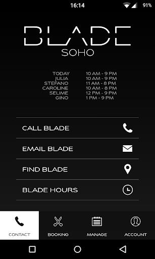 Blade Soho