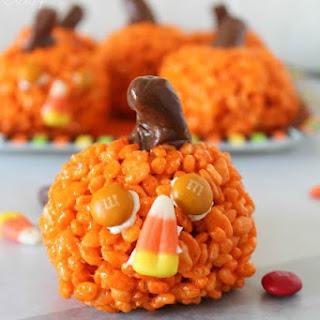 Orange Colored Food Recipes.