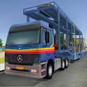 Truck Driver City Simulator icon