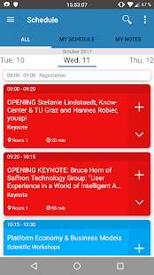 i-KNOW Conference Assistant- screenshot thumbnail