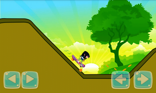Acel World Skateboard screenshot