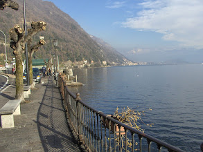 Photo: Lakeside walks-Argegno, Jan 08