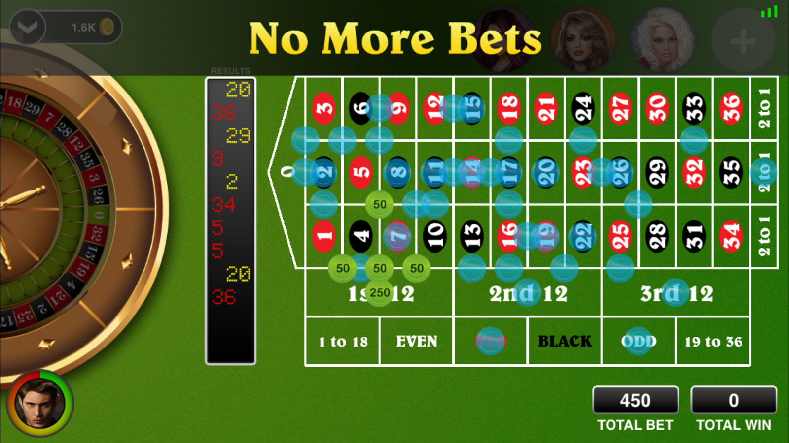 Best roulette game iphone