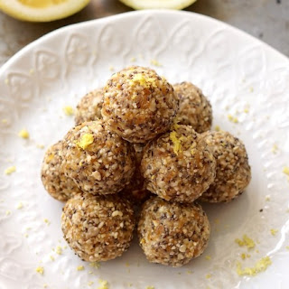 Apricot & Hazelnut Energy-Balls Recipe