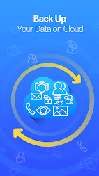 Vault-Hide SMS,Pics & Videos,App Lock,Cloud backup APK screenshot thumbnail 3