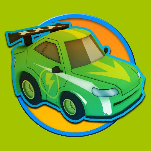 OverVolt: crazy slot cars (game)