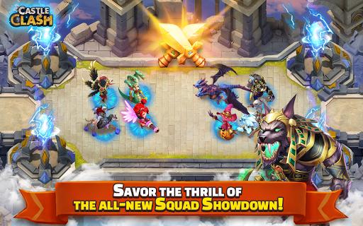 Castle Clash: Brave Squads screenshot 7