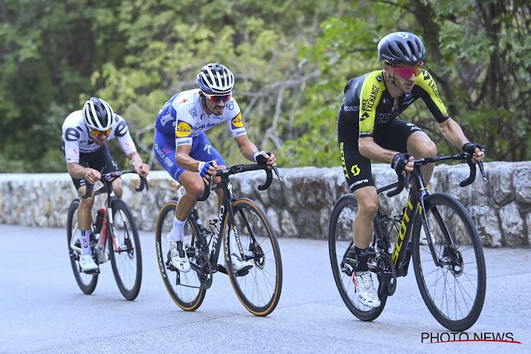 Adam Yates Julian Alaphilippe Marc Hirschi Tour de France