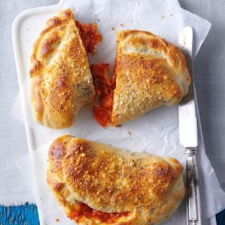 Quick Pepperoni Calzones.