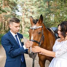 Wedding photographer Andrey Klimovec (klimovets). Photo of 08.10.2018
