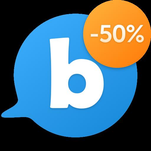 busuu: Learn Languages - Spanish, English & More Icon