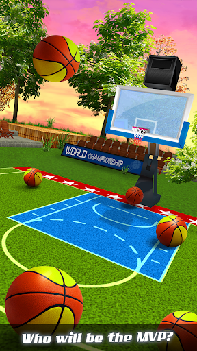 Basketball Master-Star Splat!  screenshots 4