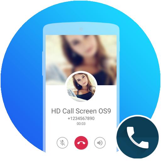 Call Screen Theme Light